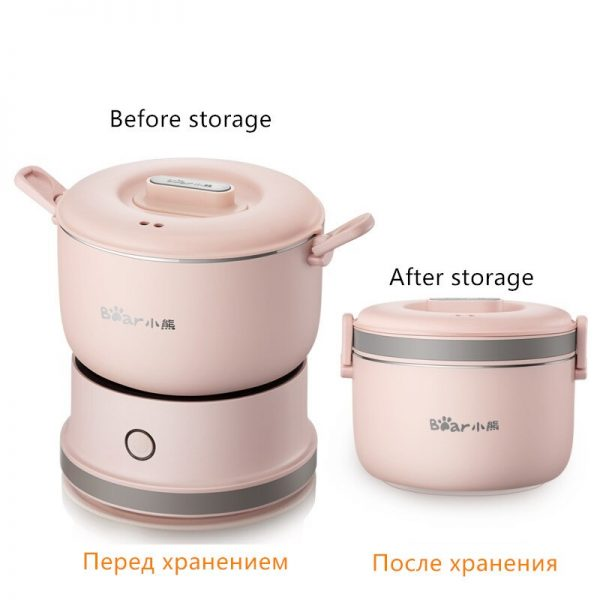 Portable Electric Multi Cooker For Travel