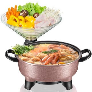Multi Cooker Electric wok Electric Hot Pot