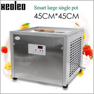Roll Ice machine Intelligent temperature control