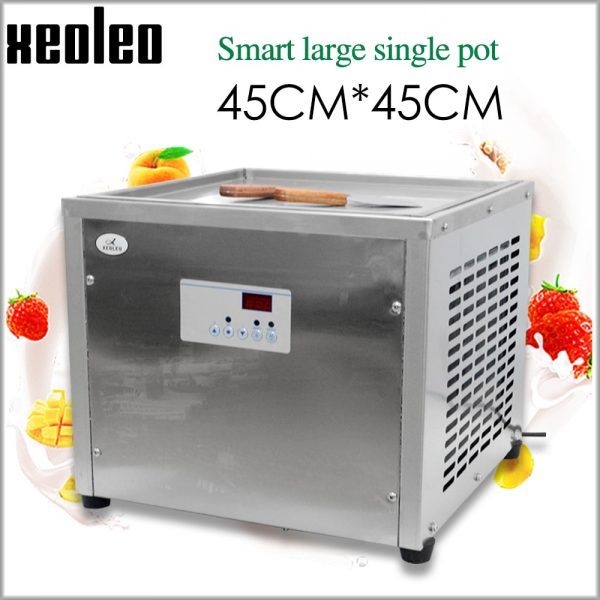 Roll Ice machine Intelligent temperature control
