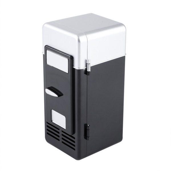 LED Mini USB Refrigerator Drinks Beverage Cans