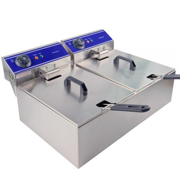 Deep Fryer Kitchen Equipment Electric