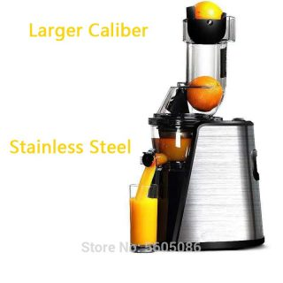 Apple Orange Juicer Slow Speed Presser extractor
