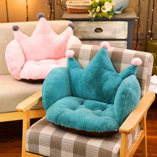 Seat Chair Pads Armchair Anti-Slip Pillow