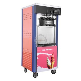 Soft Ice Cream Machine Small Cone
