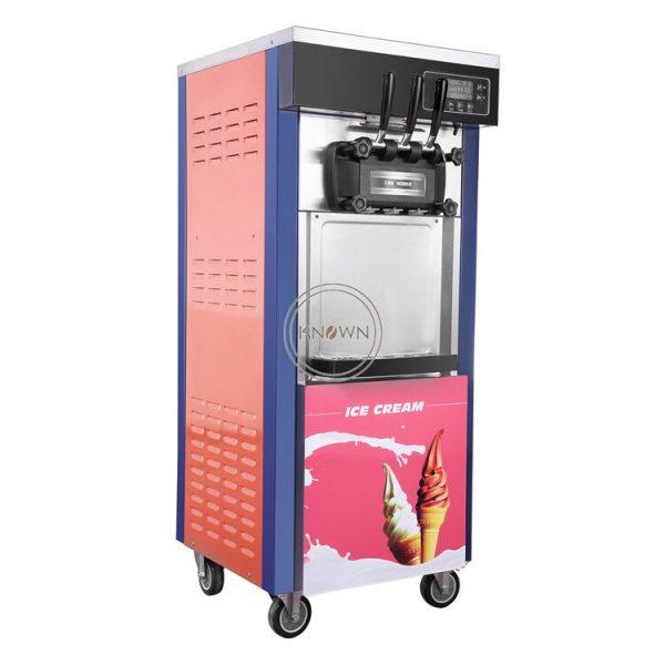 Soft Ice Cream Machine Small Cone