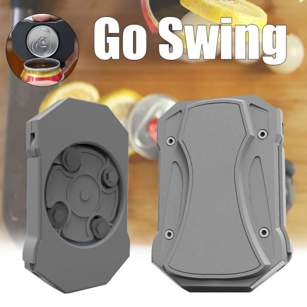Powerful Canned Beverage Bottle Opener Easy