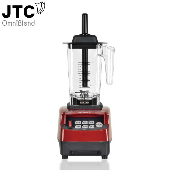 JTC 3HP Food blender with BPA free jar