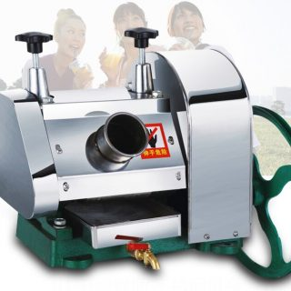 Desktop Sugar Cane Machine, Cane-juice Squeezer