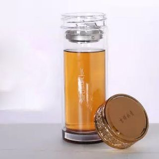 Large Capacity Office Net Red Water Cup Drop Thermos