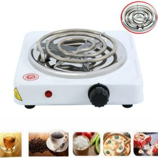 Portable electric iron burner single stove mini hotplate