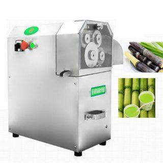 Electric sugar cane juicer vertical sugar cane juice machin