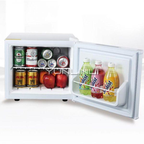 Single-door Air Cooling Medicines Fridge