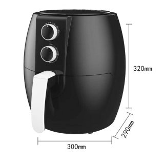 Oil free Air Health Fryer Cooker