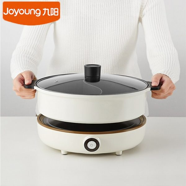 Household Electric Heating Pot 2V Induction Cooker