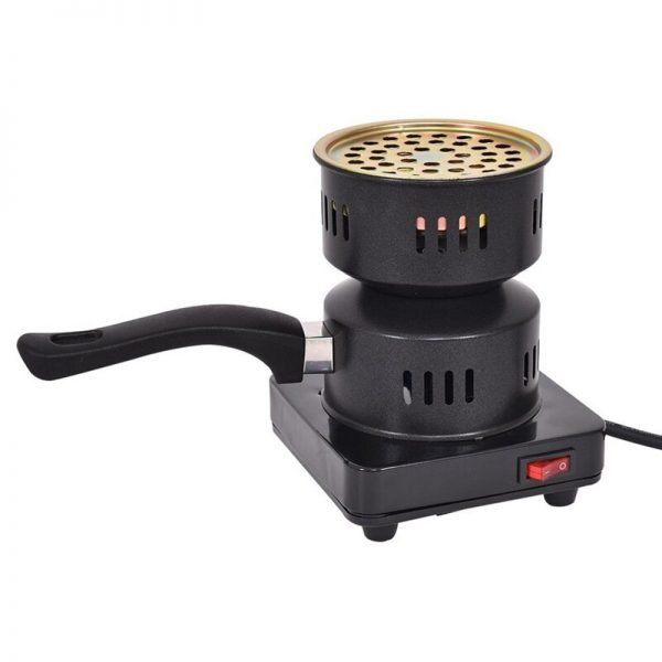 650W Heater Charcoal Stove Hot Plate Coal Electric Burner