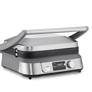 Cuisinart Electric Griddler, Stainless Steel