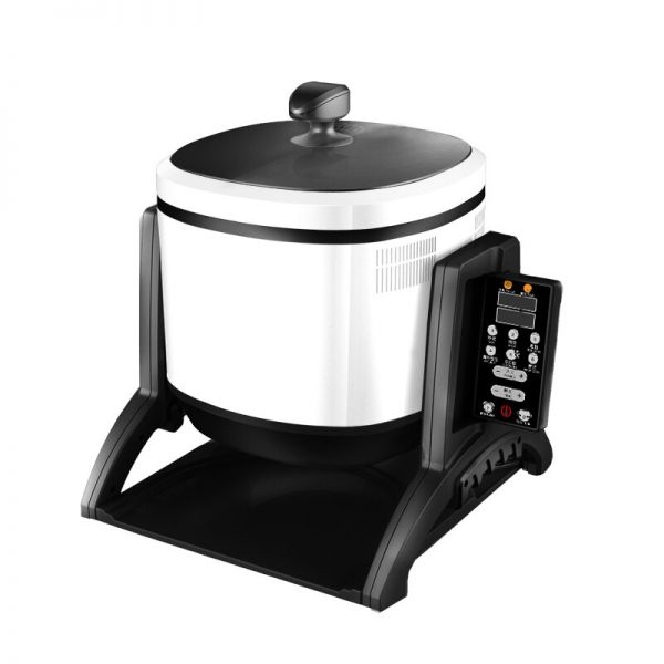220V Rotatable Multifunctional Electric Cooking Pot Intelligent