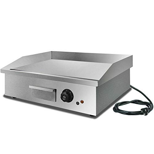 Countertop Griddle Flat Top Grill Hot Plate BBQ