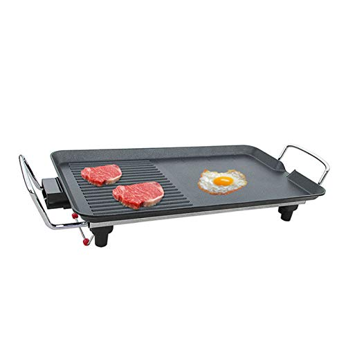 Smokeless Nonstick Griddle for Pancakes