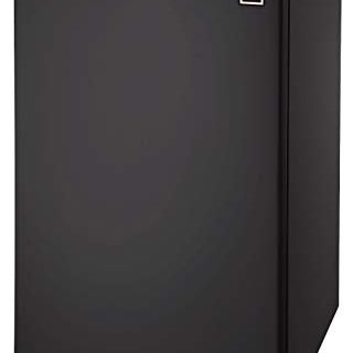 Mini Refrigerator, 3.2 Cu Ft Fridge, Black
