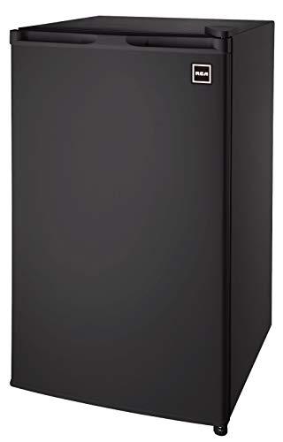 Mini Refrigerator, 3.2 Cu Ft Fridge, Black