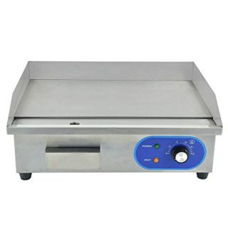 DULONG Commercial Electric Griddle Flat Top Grill