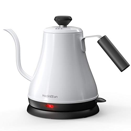 Electric Gooseneck Kettle 100% Stainless Steel