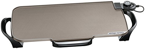 Electric Griddle with removable handles, One Size