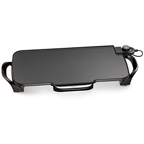 22-inch Electric Griddle With Removable Handles