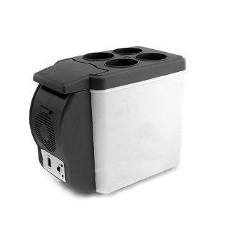 Small Refrigerator Dual-purpose Beverage Cooler