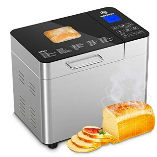 Programmable Bread Maker Machine with Gluten-Free Setting