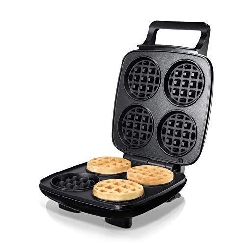 Waffle Maker · Makes 4 Waffles at a Time