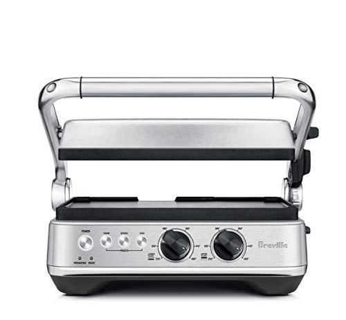 Sear and Press countertop electric grill Breville