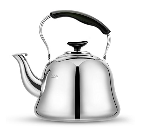 Tea Kettle Stovetop Whistling Teakettle Teapot