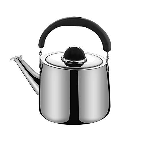 Kettle Stovetop Whistling Teakettle Teapot with Ergonomic Handle