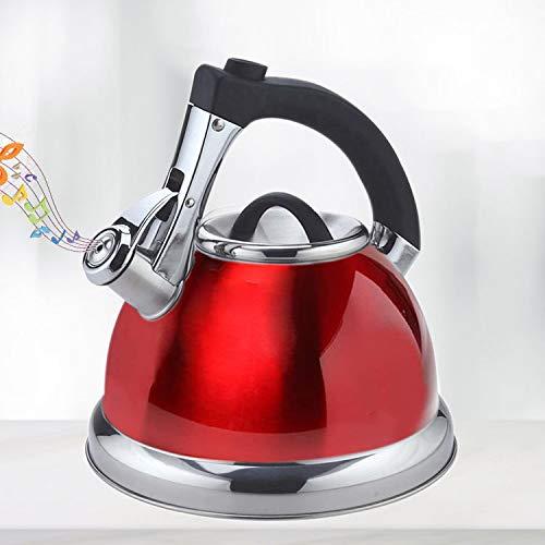 Whistling Tea Kettle Premium Large Teapot 3.3 Quart