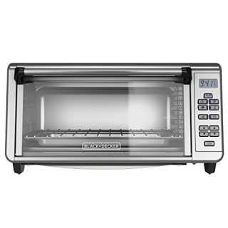 Black+Decker Toaster Oven, 8-Slice