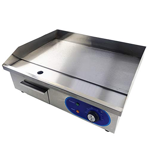 Electric Griddle Flat Top Grill HotPlate Kitchen Grill