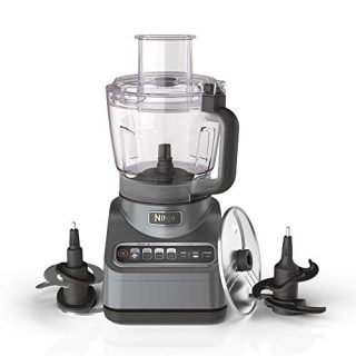 Food Processor 1000-Peak-Watts with Auto-iQ