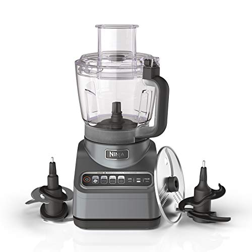Food Processor 1000-Peak-Watts with Auto-iQ