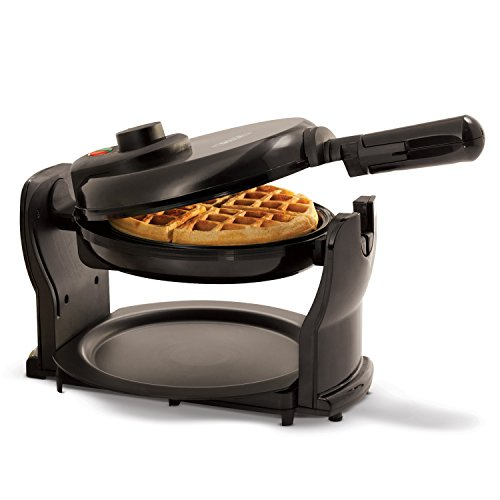 Belgian Waffle Maker with Removeable Drip Tray