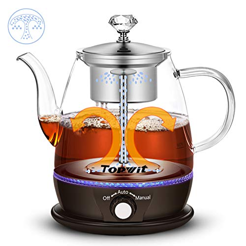 Electric Tea Kettle with New Tea-brewing Method