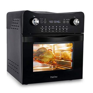 14.7 Quart Electric Toaster Oven w/Rotisserie and Dehydrator