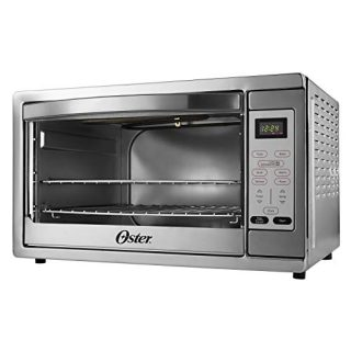 Large Digital Countertop Convection Oven Stainless Steel