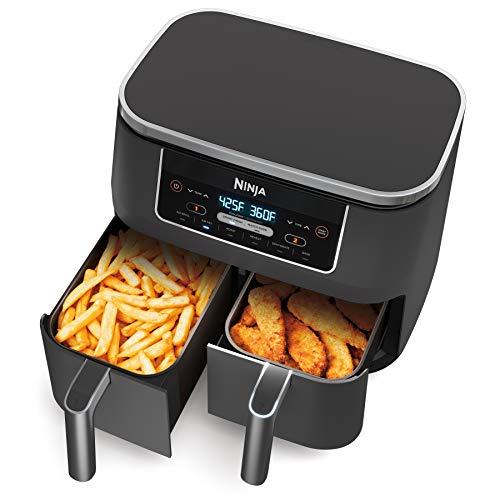 Foodi 6-in-1 2-Basket Air Fryer with DualZone
