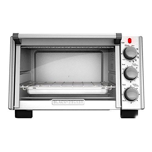 BLACK+DECKER 6-Slice Convection Countertop Toaster Oven