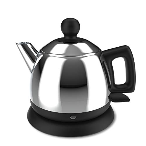 Fast Boiling 1L Stainless Steel Travel Kettle