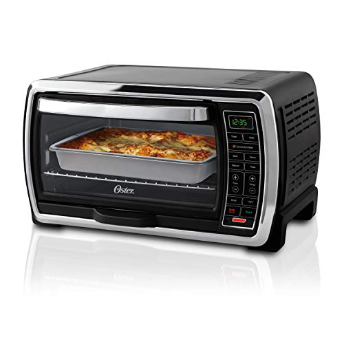 6-Slice Toaster Oven Digital