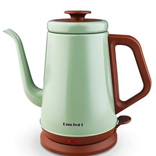 Gooseneck Electric Kettle Stainless Steel BPA